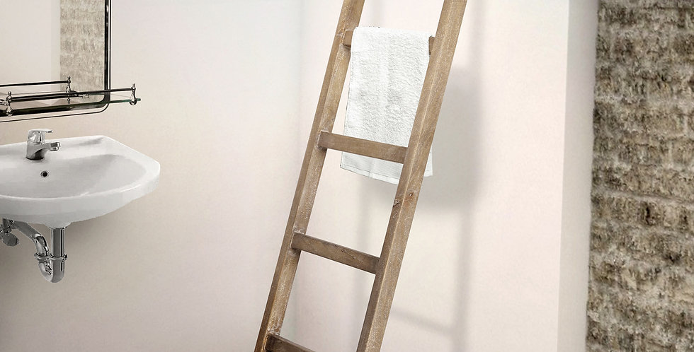 MAH914 - Decorative Ladder/towl rack