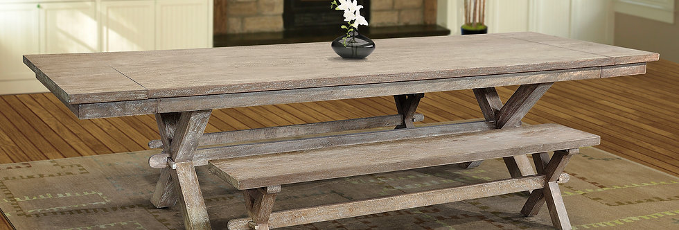 MAH796 - Chesca Dining Table 8ft