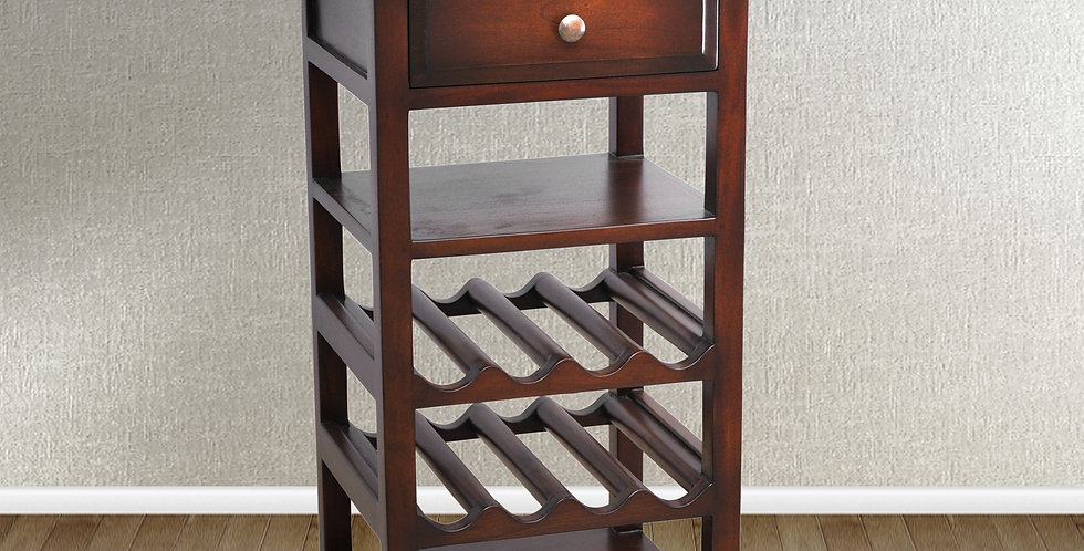 MAH419 - Hartford Wine Table With Drawer