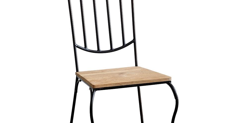OLT022 - Villa Reclaimed Teak Dining Chair No Arms