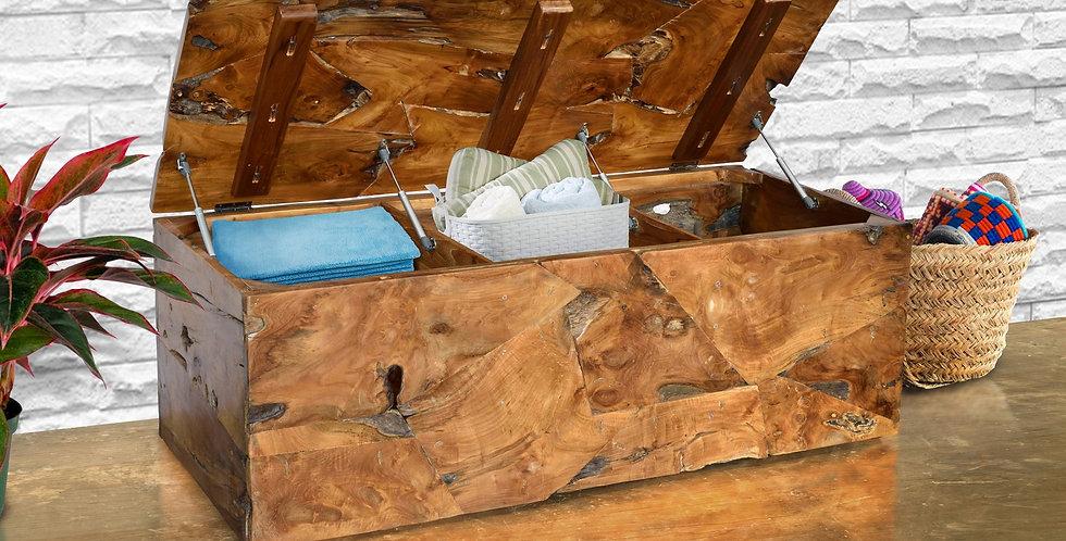 SEN070 - Wooden Trunk