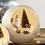 Thumbnail: Boule  led avec père Noël  - M