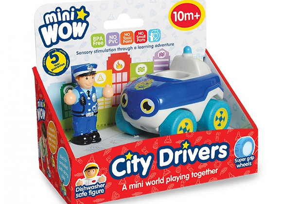 Wow Toys - policier