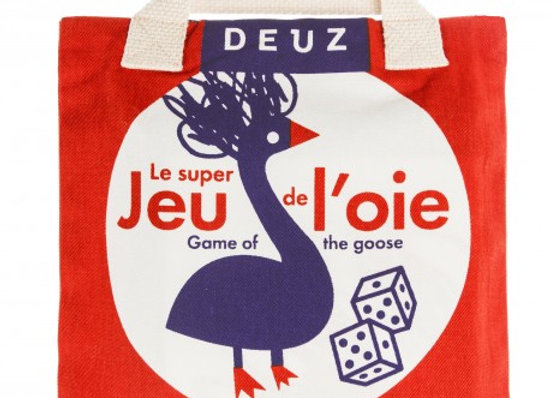 jeu de l'oie - Deuz