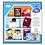 Thumbnail: Copie de stickers repositionnables La maison