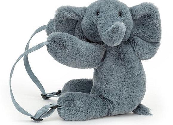 Petit Sac peluche elephant