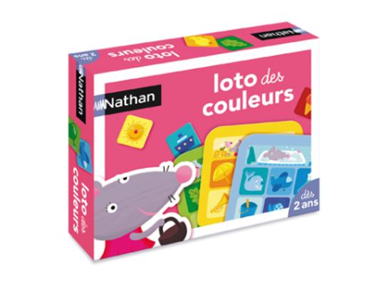 Loto couleurs - Nathan