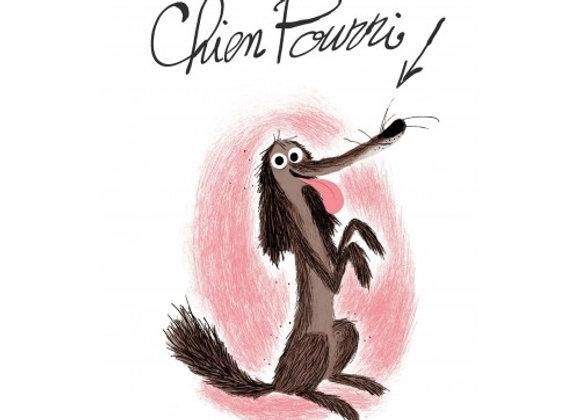 Livre Chien Pourri