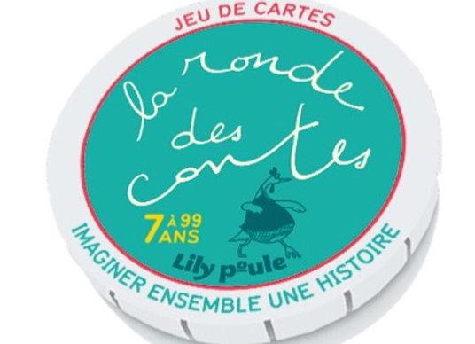 LA RONDE DES CONTES - Lily Poule
