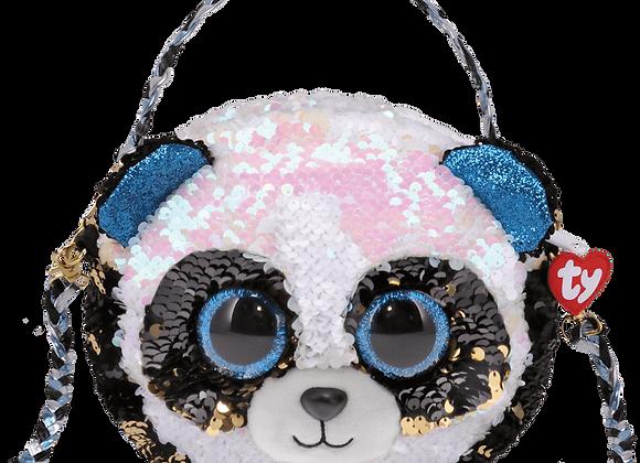 Ty - Sac bandoulière  sequins panda