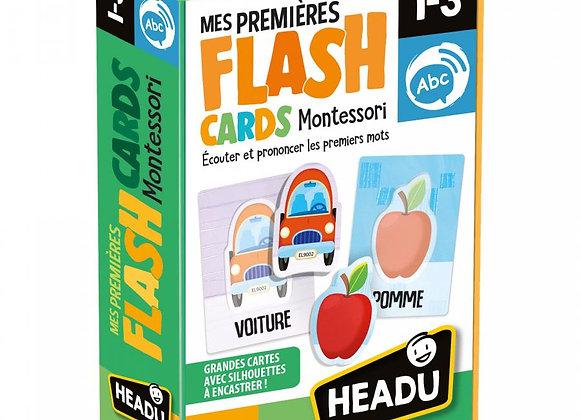 HEADU Mes premières Flash Cards Montessori