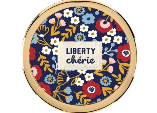 Miroir de poche Liberty Hiver