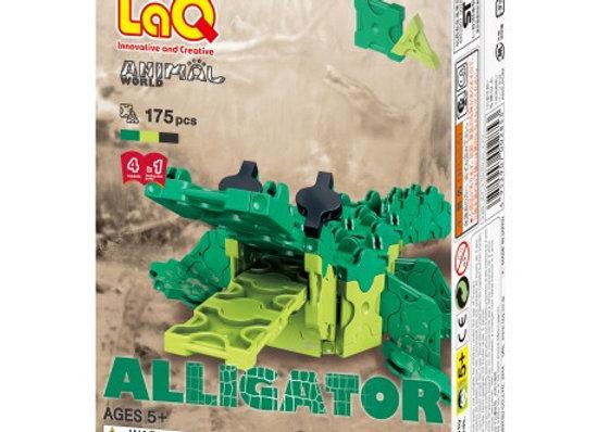 Laq - alligator