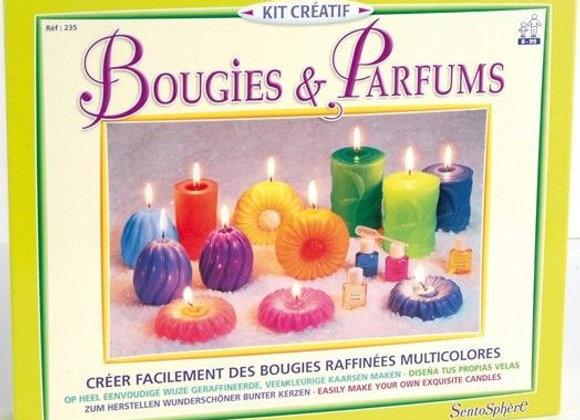 Coffret Bougies et party