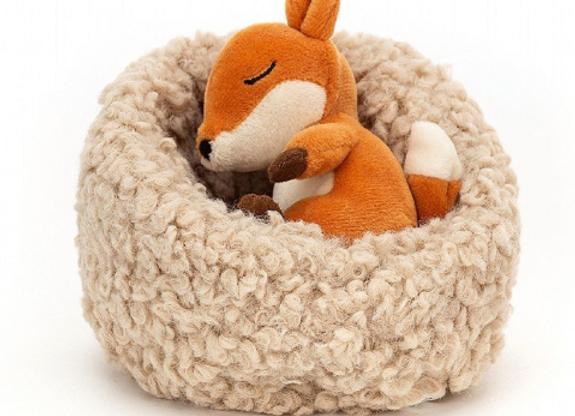 Hibernating Fox - Jellycat
