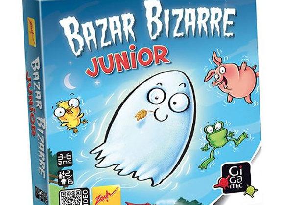 Bazar bizarre junior de Gigamic
