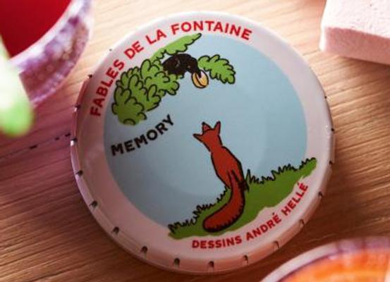 LES FABLES DE LA FONTAINE - Lyli Poule