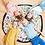 Thumbnail: Sac de rangement de jouets et tapis de jeux à colorier motif Paris