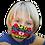 Thumbnail: Masque Dotty - Léopard multi vif
