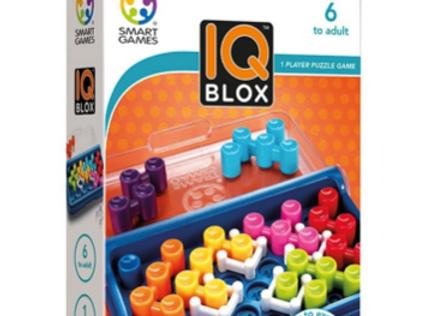 Smartgames -  IQ-Blox