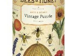 Puzzle abeilles
