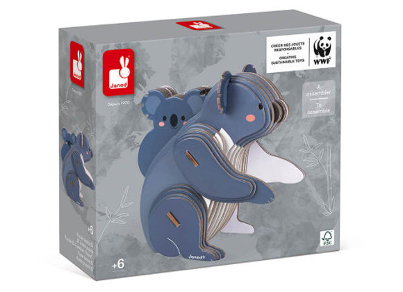 Puzzle KOALA 3D