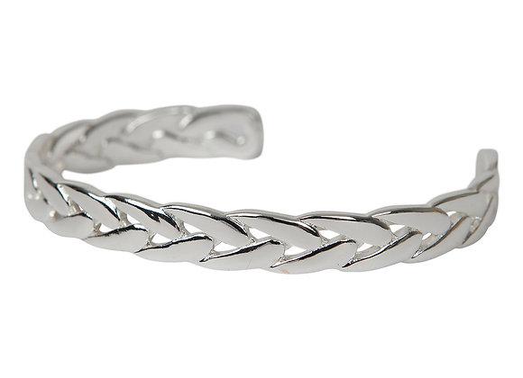 Bracelet fantaisie Linnea, argent
