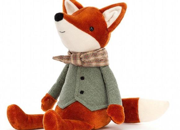 Riverside Rambler Fox  - Jellycat