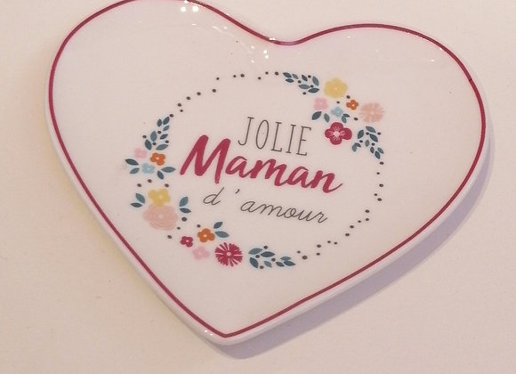 Coupelle Jolie maman d'amour