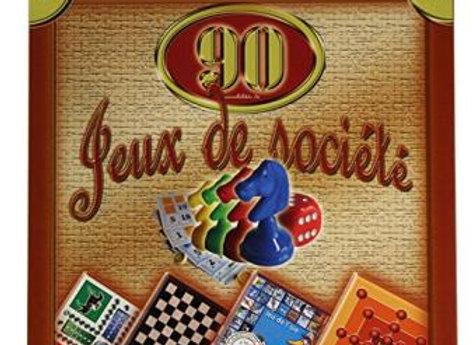 Mallette  90 jeux