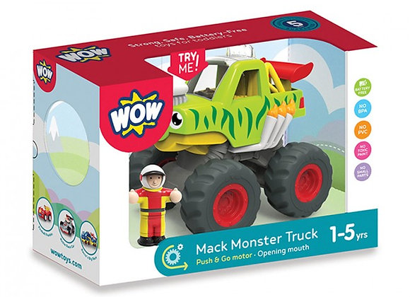 Mack Monster Truck - Wow