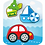 Thumbnail: Hape Dynamic véhicules puzzle
