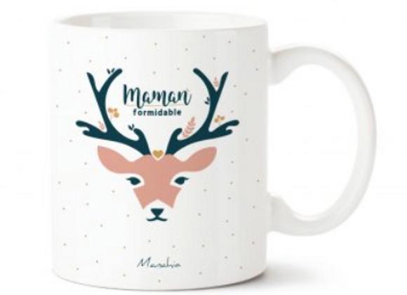 Mug « Maman formidable »