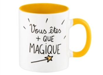 Mug ASINE Eloges magique