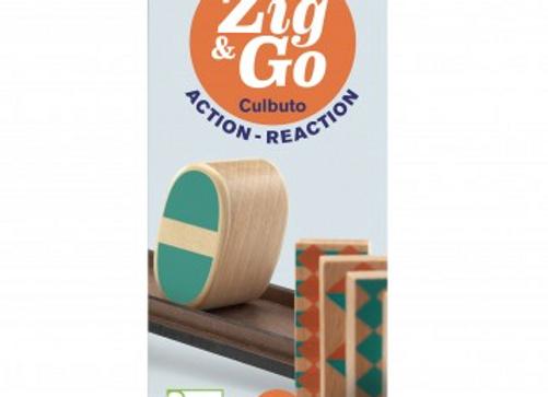 Zig and Go - Culbuto - 7 pièces
