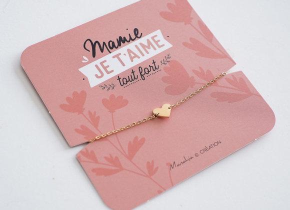 Bracelet mamie