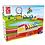 Thumbnail: Train en bois Hape - Sights & Sounds Railway Set