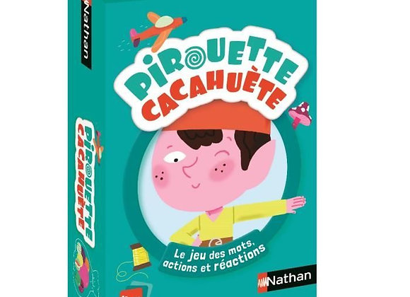 NATHAN - Pirouette Cacahuète