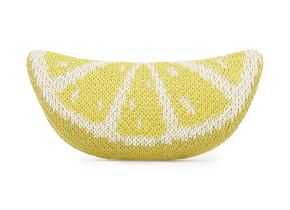 Hochet citron