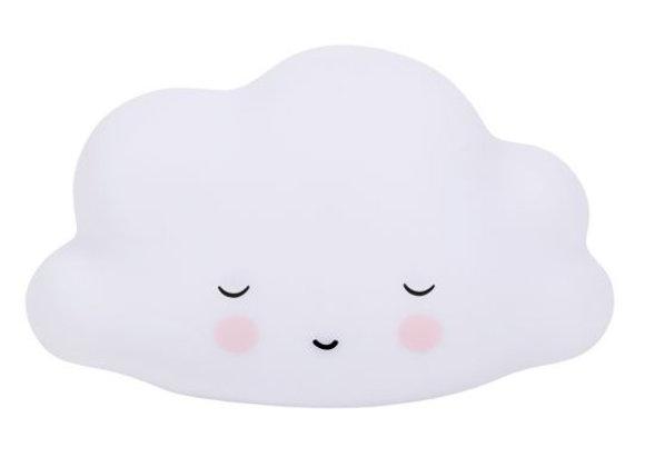 Veilleuse nuage endormi