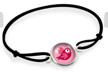 Bracelet Les Minis Oiseau