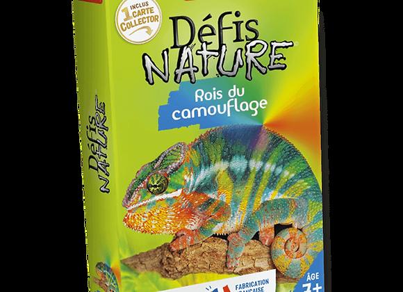 DÉFIS NATURE - ROIS DU CAMOUFLAGE