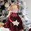Thumbnail: Ange bordeaux - grand modèle