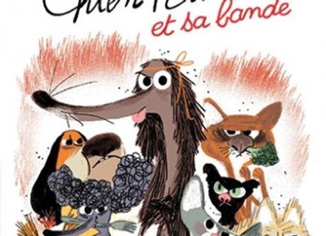 Livre Chien Pourri et sa bande