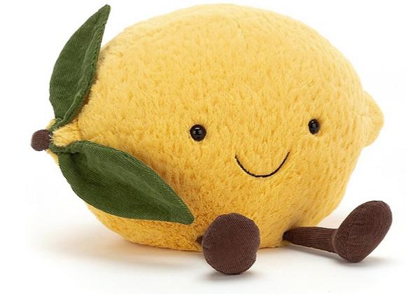 Amuseable Lemon- Jellycat