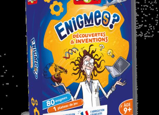Enigmes Découvertes et Inventions