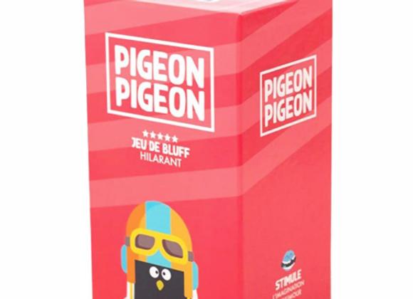 Pigeon Pigeon- jeu de quiz aux questions insolites