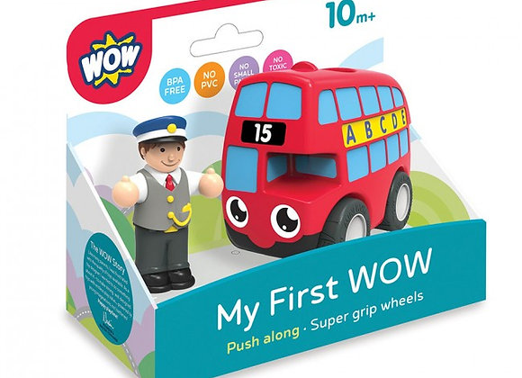 WowToys - Bus anglais