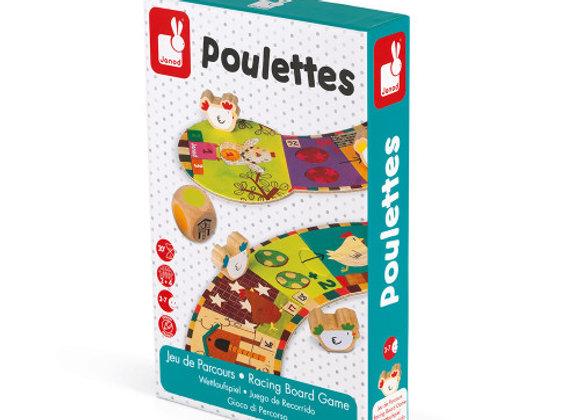 Poulettes - Janod