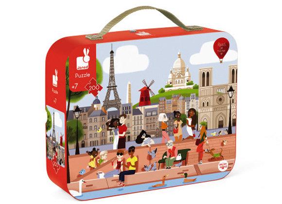 puzzle Paris - 200 pièces